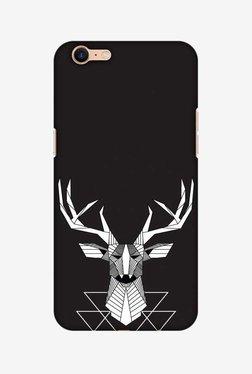 Amzer Geometric Deer Hard Shell Designer Case For Oppo A39