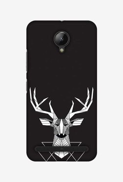 Amzer Geometric Deer Hard Shell Designer Case For Lenovo C2