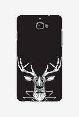 Amzer Geometric Deer Hard Shell Designer Case For Coolpad Dazen 1