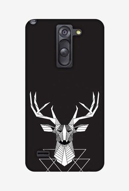 Amzer Geometric Deer Hard Shell Designer Case For LG G3 Stylus