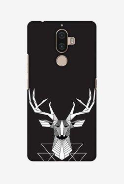 Amzer Geometric Deer Hard Shell Designer Case For Lenovo K8 Note