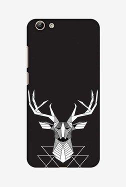 Amzer Geometric Deer Hard Shell Designer Case For Vivo Y69