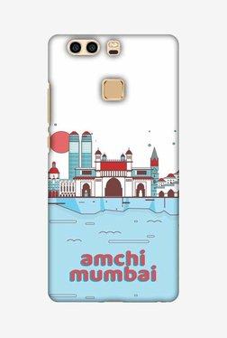 Amzer Aamchi Mumbai Hard Shell Designer Case For Huawei P9 Plus