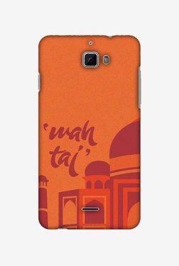 Amzer Wah Taj Hard Shell Designer Case For Coolpad Dazen 1