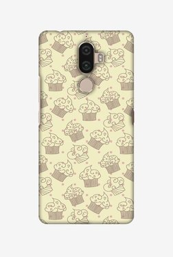 Amzer Muffins Hard Shell Designer Case For Lenovo K8 Note