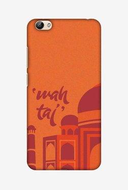 Amzer Wah Taj Hard Shell Designer Case For Vivo Y66