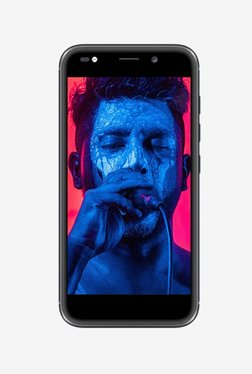 Micromax Selfie 3 32GB (Black) 3GB RAM, Dual Sim 4G image