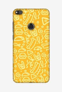 Amzer Junk Designer Case For Huawei P8 Lite