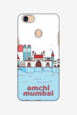 Amzer Aamchi Mumbai Hard Shell Designer Case For Oppo F5/F5 Youth