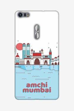 Amzer Aamchi Mumbai Hard Shell Designer Case For Asus ZenFone 3 Ultra