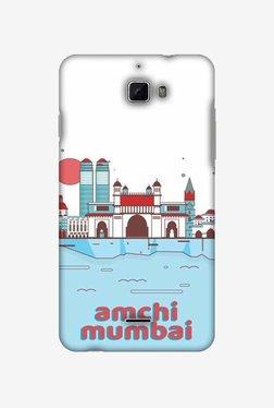 Amzer Aamchi Mumbai Hard Shell Designer Case For Coolpad Dazen 1