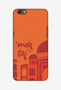 Amzer Wah Taj Hard Shell Designer Case For Oppo F3 Plus