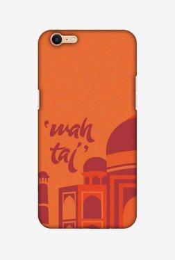 Amzer Wah Taj Hard Shell Designer Case For Oppo A39