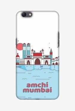 Amzer Aamchi Mumbai Hard Shell Designer Case For Oppo F3 Plus