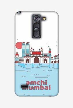 Amzer Aamchi Mumbai Hard Shell Designer Case For LG G3 Stylus
