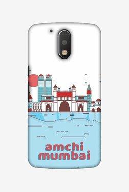 Amzer Aamchi Mumbai Hard Shell Designer Case For Moto G4 Play