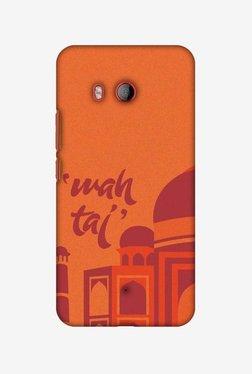 Amzer Wah Taj Hard Shell Designer Case For HTC U11