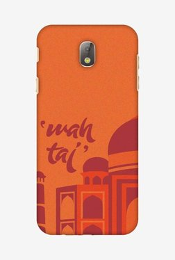 Amzer Wah Taj Hard Shell Designer Case For Samsung J7 Pro