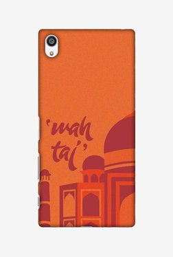 Amzer Wah Taj Hard Shell Designer Case For Sony Xperia Z5 Premium
