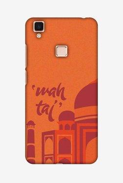 Amzer Wah Taj Hard Shell Designer Case For Vivo V3Max