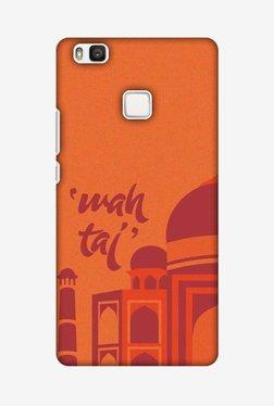 Amzer Wah Taj Designer Case For Huawei P9 Lite