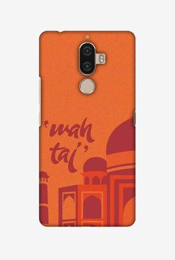 Amzer Wah Taj Hard Shell Designer Case For Lenovo K8 Note