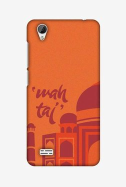 Amzer Wah Taj Hard Shell Designer Case For Vivo Y31
