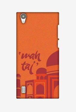 Amzer Wah Taj Hard Shell Designer Case For Vivo Y15/Y15S