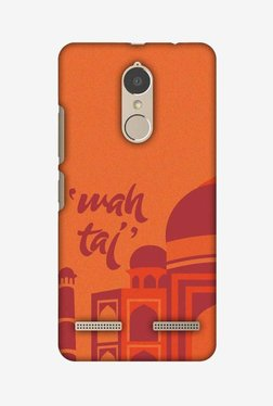 Amzer Wah Taj Hard Shell Designer Case For Lenovo K6/K6 Power
