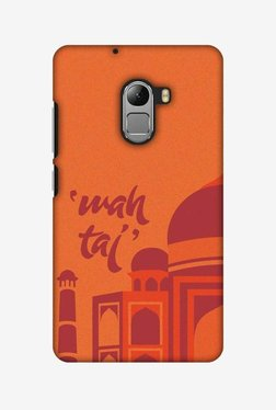 Amzer Wah Taj Hard Shell Designer Case For Lenovo A7010/K4 Note