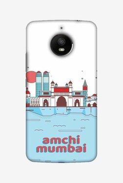 Amzer Aamchi Mumbai Hard Shell Designer Case For Moto E4 Plus