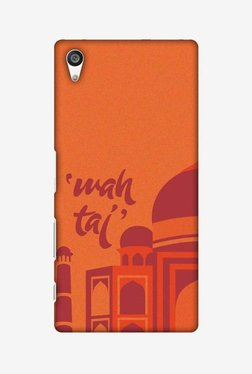 Amzer Wah Taj Hard Shell Designer Case For Sony Xperia Z5