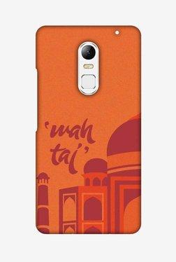 Amzer Wah Taj Hard Shell Designer Case For Lenovo Vibe X3