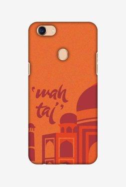 Amzer Wah Taj Hard Shell Designer Case For Oppo F5/F5 Youth