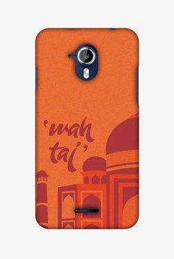 Amzer Wah Taj Hard Shell Designer Case For Micromax Canvas Magnus