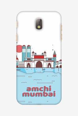 Amzer Aamchi Mumbai Hard Shell Designer Case For Samsung J7 Pro