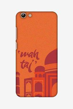 Amzer Wah Taj Hard Shell Designer Case For Vivo Y69