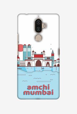 Amzer Aamchi Mumbai Hard Shell Designer Case For Lenovo K8 Note