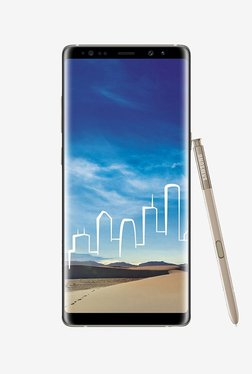 Samsung Galaxy Note 8 64 GB (Maple Gold) 6 GB RAM, Dual SIM 4G