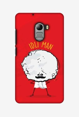 Amzer Idli Man Hard Shell Designer Case For Lenovo A7010/K4 Note