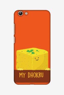 Amzer My Dhokru Hard Shell Designer Case For Vivo Y69
