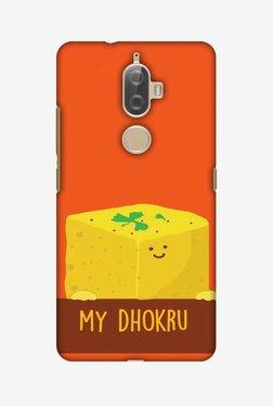 Amzer My Dhokru Hard Shell Designer Case For Lenovo K8 Plus