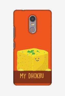 Amzer My Dhokru Hard Shell Designer Case For Lenovo K6 Note