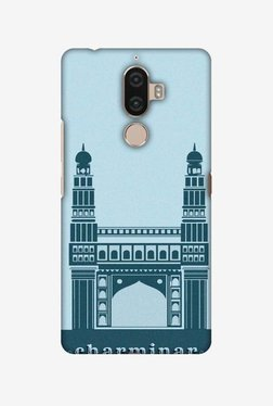 Amzer Charminar Hard Shell Designer Case For Lenovo K8 Note
