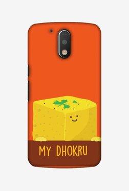 Amzer My Dhokru Hard Shell Designer Case For Moto G4 Play
