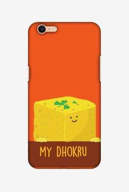 Amzer My Dhokru Hard Shell Designer Case For Oppo A39