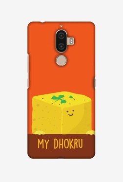 Amzer My Dhokru Hard Shell Designer Case For Lenovo K8 Note