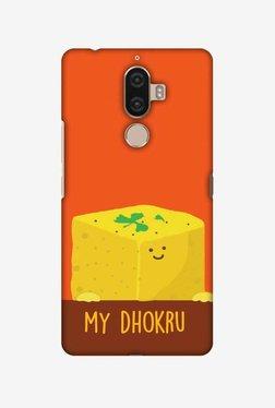 Amzer My Dhokru Hard Shell Designer Case For Lenovo K8 Note