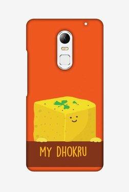 Amzer My Dhokru Hard Shell Designer Case For Lenovo Vibe X3
