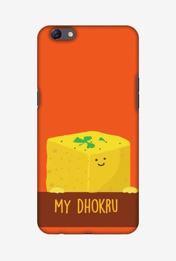 Amzer My Dhokru Hard Shell Designer Case For Oppo F3 Plus